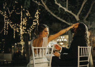 boda en Andrés Mira