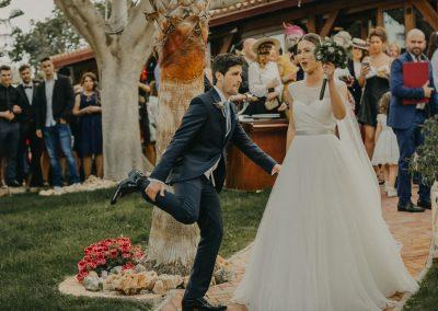 boda en El Misteri D'Anna