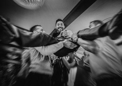 boda en Hort