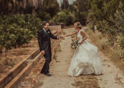 boda en Finca El Vincle