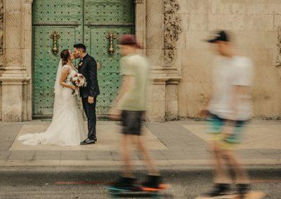 boda en el Ayuntamiento de Alicante
