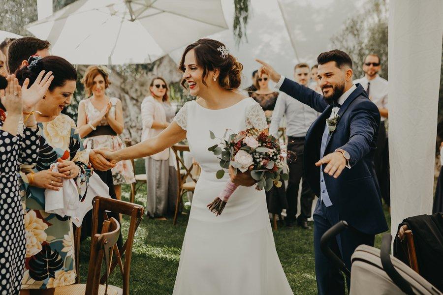 el banquete de boda en finca el torrero