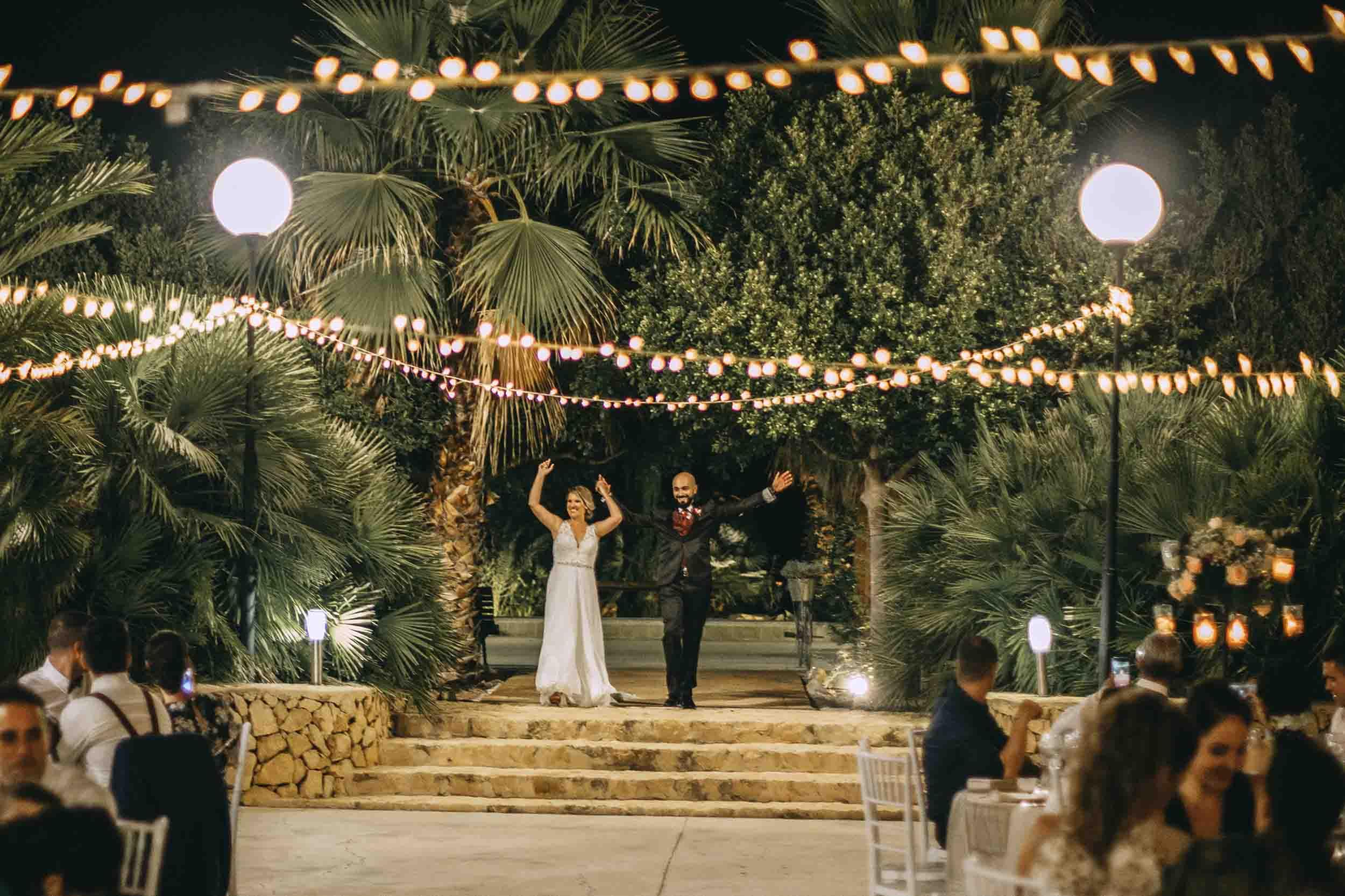 boda en Finca Jardinade
