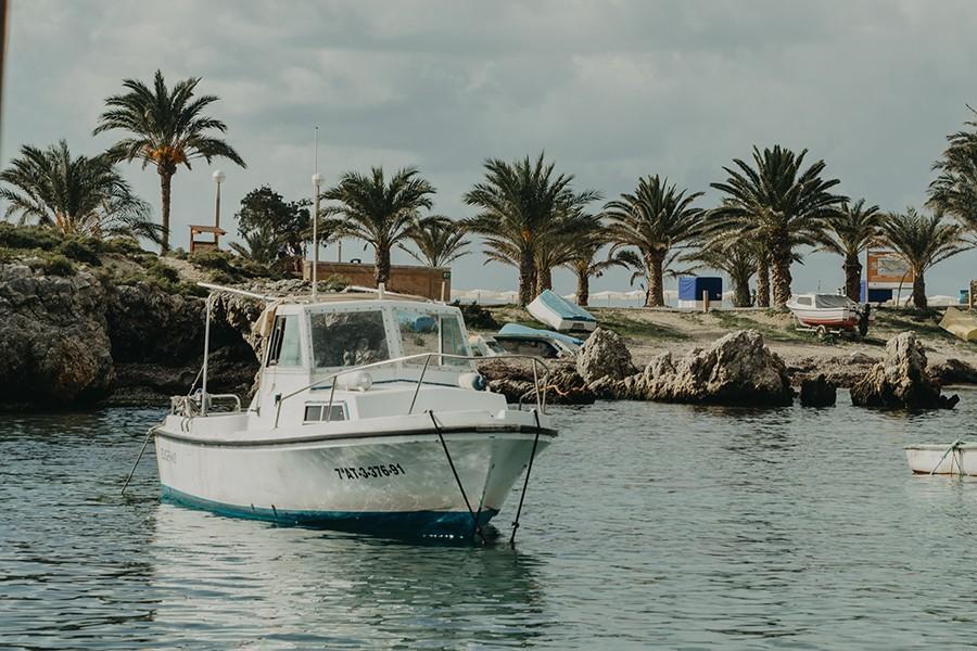 barco lancha escapada a Tabarca