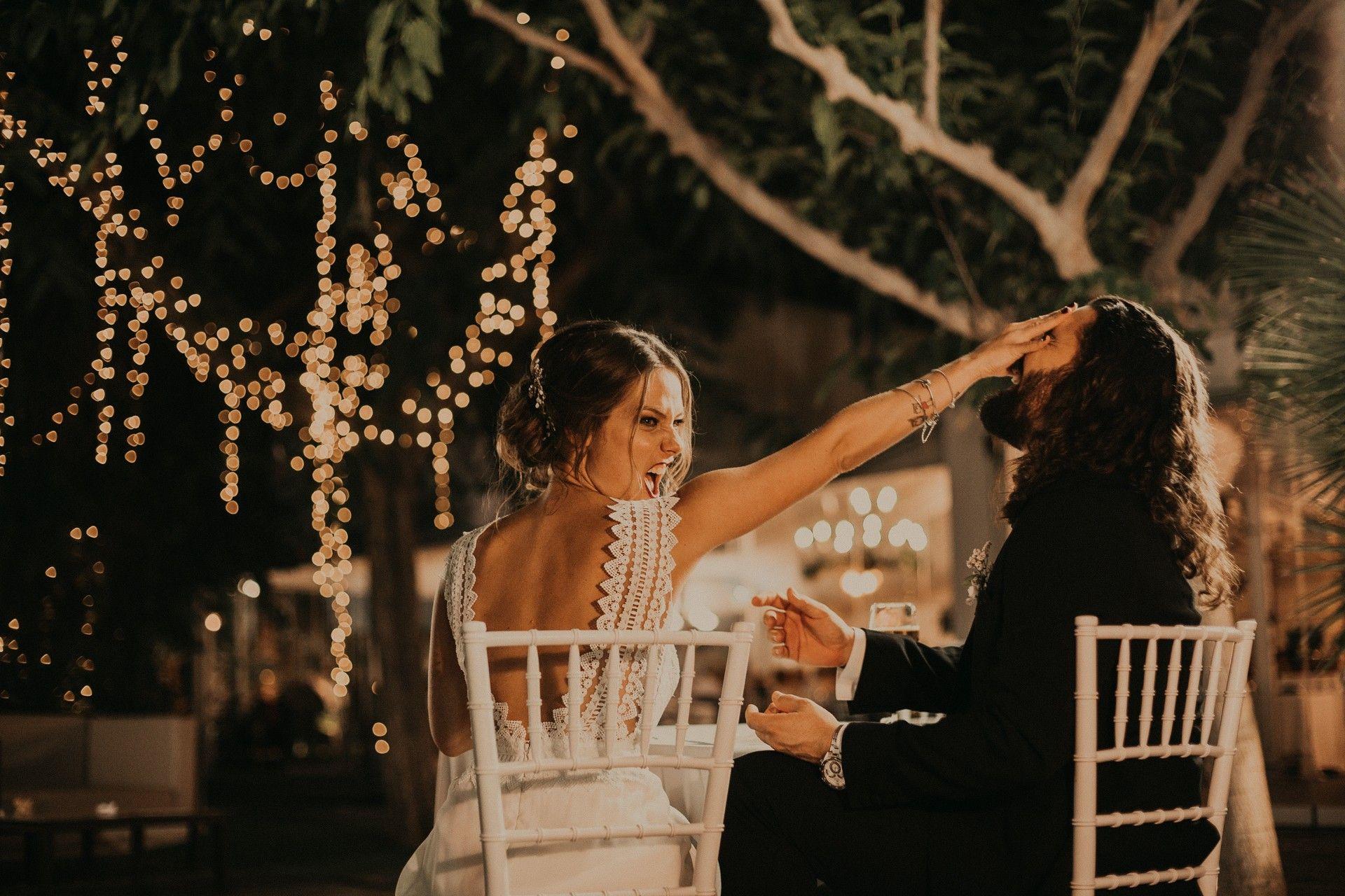 fotografia de boda sin posdados