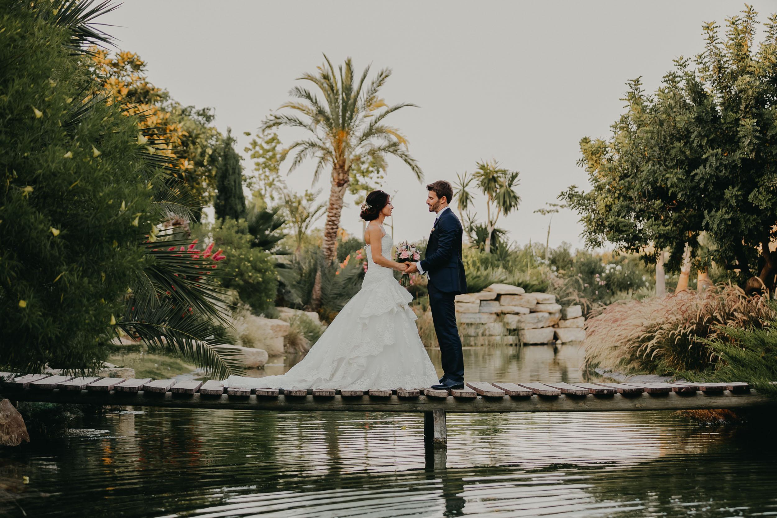 boda en Torreta de Bayona
