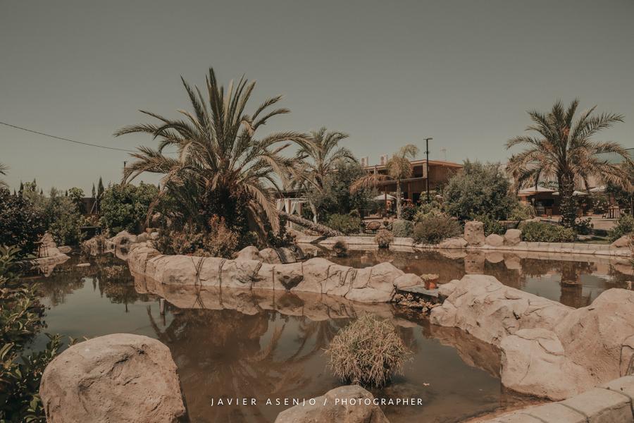 la Laguna de la Finca para bodas la LLaguna