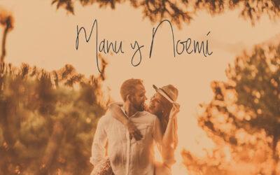 Manu y Noemí – Su boda en 2020