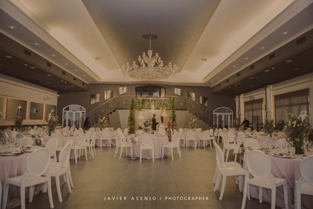 Salones Juanjo, boda en 2020