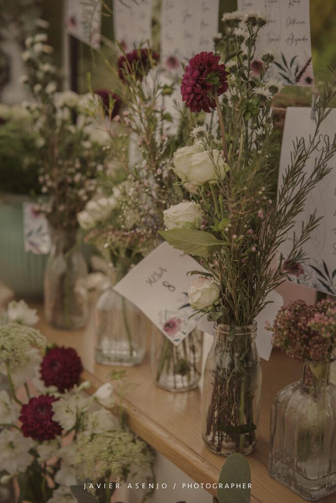 Nerea Nájera Wedding Planner , decoración en Salones Juanjo