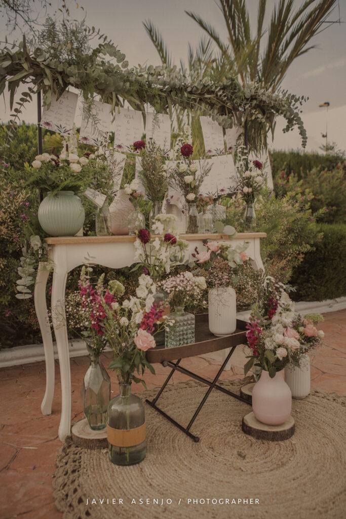 Sitting Nerea Nájera Wedding Planner , boda en 2020